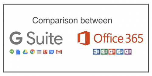A Comparison of Google Apps for Business and Microsoft Office 365