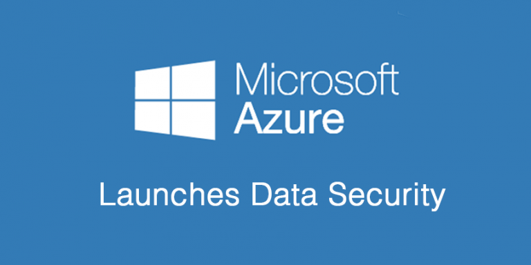Microsoft Announces New Data Security Technology for Windows Server, Azure