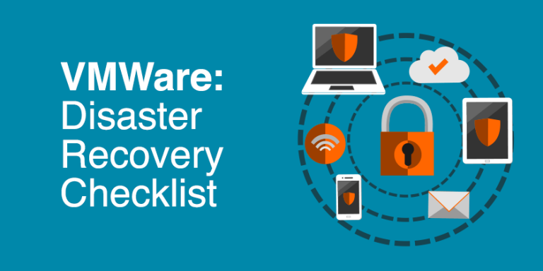 6-Point Checklist for Disaster Recovery with VMWare